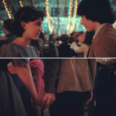 I just want someone to love me like mike loves eleven. And I DONT CARE ABOUT THE FAN FICS SOME PEOPLE ARE JUST EW. But anyway yah like eleven disappeared of the face of the earth and mike still waited for her and believed that she wasn't dead.