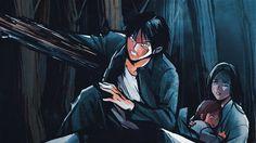 El Manga Higanjima tendrá serie de cortos de Anime en linea el 15 de octubre.