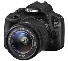 Canon EOS 100D SLR-Digitalkamera (18 Megapixel, 7,6 cm (3 Zoll) Touchscreen, Full HD, Live-View) Kit inkl. EF-S 18-55mm 1:3,5-5,6 IS STM Canon http://www.amazon.de/dp/B00BYPW04E/ref=cm_sw_r_pi_dp_YhS4wb0P1S00B