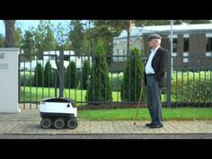 Delivery Drones? How About Ground Delivery Robots? | N4BB