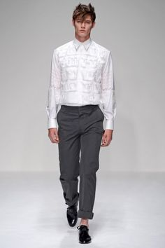 Matthew Miller Spring/Summer 2013 | London Collections: Men image matthew miller spring summer 2013 13 350x525