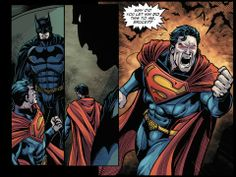 """Injustice: Gods Among Us - Episode 11 """"While Superman confronts Batman, the rest of the JLA take on their old ally, Aquaman! But the Lord of Atlantis isn't about to bow to anyone. He's ready to bring forth his own dreadful weapon of mass destruction."""" #superman #batman #dccomics, #batmanvssuperman"""