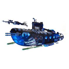 """True Heroes Sentinel 1 Attack Submarine Playset - Toys R Us - Toys """"R"""" Us"""