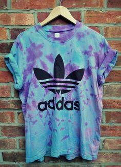 adidas tie-dye