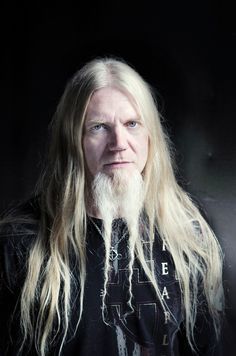 "shadowwolfsmith: "" Marco Hietala. Photo by Spinefarm. """