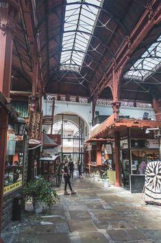 Mercado del Puerto in Montevideo, Uruguay | heneedsfood.com