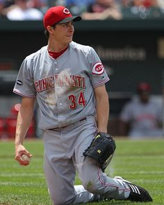 Homer Bailey  Cincinnati Reds