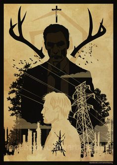 13 Awesome Pieces of 'True Detective' Fan Art