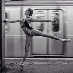 #FF: Five Stylish Ballerinas to Follow on Instagram | Stylebistro.com