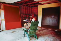Mark Rothko, 1964. Photo by Hans Namuth.