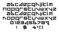 Fonts For Science Cool Text Download Delta Ray Font
