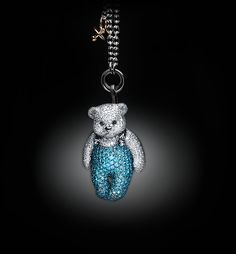 Palmiero Jewellery Design 'Puppies Beba, Buby & Berry'