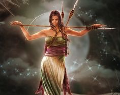Photo of Wiccan Archer for fans of Fantasy 23745398 Gothic Fantasy Art, Fantasy Women, High Fantasy, Fantasy Artwork, Native Art, Native American Indians, Native Americans, Wiccan, Artemis Goddess
