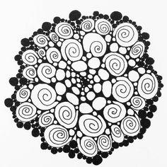Daily drawing 236  #zentangle #zentangleart #zen #zenart #ink #inkdrawing #dailydrawing #drawing #dailyart #art #tumblrhttps://www.instagram.com/p/BUfLApElD6O/