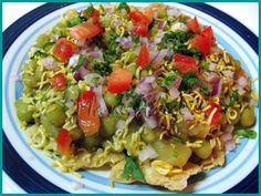 Anyone who's been in Karnataka and has been to the chaat centers there, has definitely come across this name!!! Masala Puri (to be pronounc...