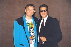 Glenn Frey And Joe Walsh
