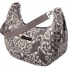 LOVE this one. Petunia Picklebottom Earl Grey Touring Totes