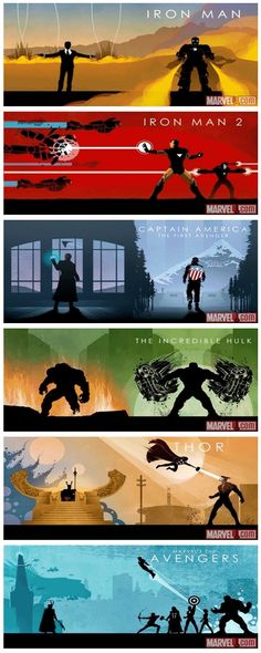 Phase One: Avengers Assembled