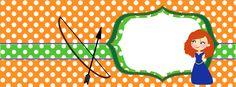 BRAVE (Merida) timeline cover and banner set for facebook *FREE*