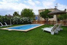Schönes Landhaus mit privatem Pool, Terrasse und Grill