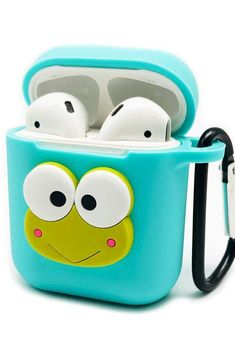20 AirPod Cases That Are Insanely Cute and Surprisingly Durable Music Gadgets, Tech Hacks, Airpod Case, Cute Cases, Wireless Headphones, Audi, Chic, Shabby Chic