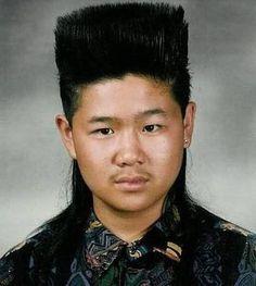 Verruckte haarschnitte