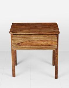 Mac Sheesham Bedside Table