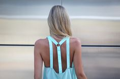 obsessed with open back shirts