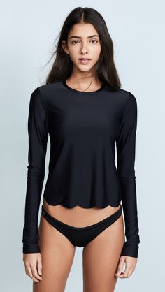 Shop the latest collection of Cover Scallop Swim Tee from the most popular stores - all in one place. Similar products are available. Girls In Mini Skirts, One Shoulder Bikini, Swimsuits, Bikinis, Women's Swimwear, Up Girl, Looks Style, S Models, Women Lingerie