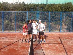 Grupos de amigos se apuntan a practicar #Bquet. ¡Cada vez somos más!  http://bquet.com/