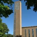 First Christian Church, Columbus, IN Architect: Eliel Saarinen