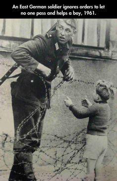 german soldier the little boy