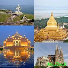 5 Tempat Ibadah Termahal Di Dunia - Mr.Zonk