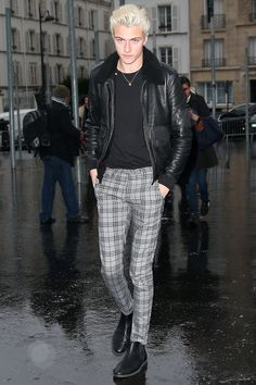 Lucky Blue Smith. Vote him on http://www.vogue.com/slideshow/13448482/best-dressed-male-model?mbid#1