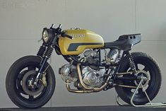 This Ducati Pantah belongs to JvB-moto's Jens vom Brauck, and prowls the roads around Cologne in Germany.