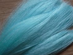 Synthetic Hair for Braiding Cosplay or Crafts  100%