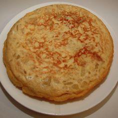 Tortilla de patatas de María Morales