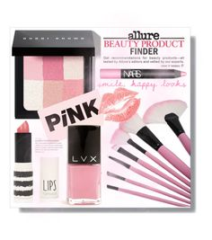 """Pink ;-)"" by myfashionwardrobestyle ❤ liked on Polyvore featuring beauty, Bobbi Brown Cosmetics, LVX, Topshop, Manic Panic, NARS Cosmetics, Lauren Conrad, Pink, Beauty and contestentry"