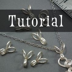 wire wrapped pendant tutorials | wire wrapping tutorial | TUTORIAL Handmade Pendant Bail WireWrapped ...