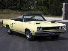 1969 Dodge Coronet R-T Convertible