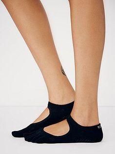 Plie Ballet Sock