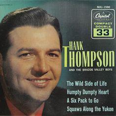 Hank Thompson - Capitol #MA1-1590