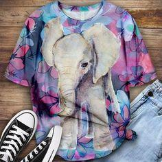 Elephant Shirt Elephant Shirt, Lovers, Shirts, Dress Shirts, Shirt