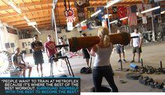 Bodybuilding.com - Gym Of The Month: Metroflex Gym Long Beach