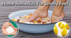 Home Remedies For Smelly Feet