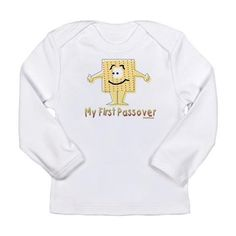 My FIrst Passover Long Sleeve T-Shirt