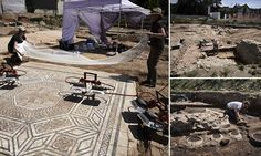 Archaeologists discover a 'little Pompeii' in France