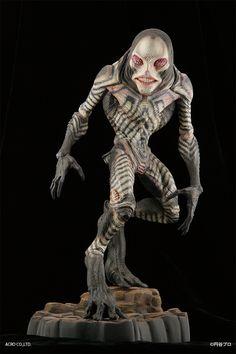 ダダ | ACRO Alien Creatures, Fantasy Creatures, Creature Feature, Creature Design, Cool Monsters, Mecha Anime, Monster Design, Mythological Creatures, Creature Concept