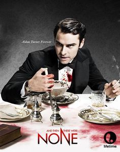 Aidan Turner as Philip Lombard in And Then There Were None. Yessss!