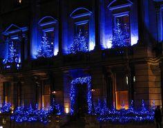 189 Best B C 2 Images Blue Christmas Lights Christmas Holidays